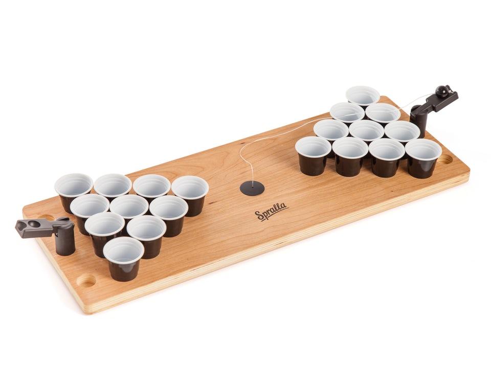 Mini Beer Pong Battle