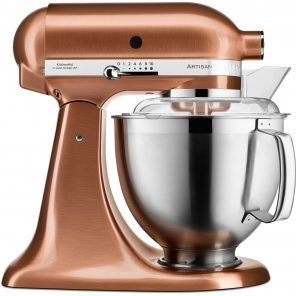 KitchenAid Artisan Stand Mixer 4,8L Copper / Kobber