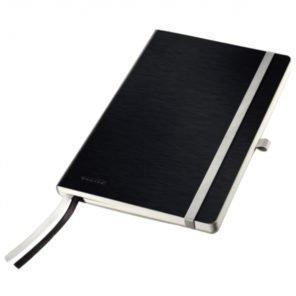 Leitz Notatbok Style A5 Soft Linj 80a Sat Sort 44870094 Tilsvarer: N/A