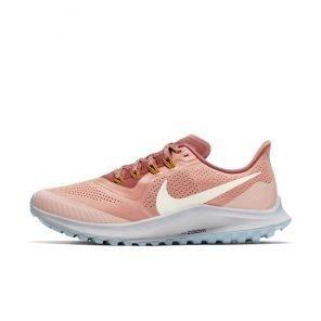 Nike Air Zoom Pegasus 36 Trail terrengløpesko til dame - Pink