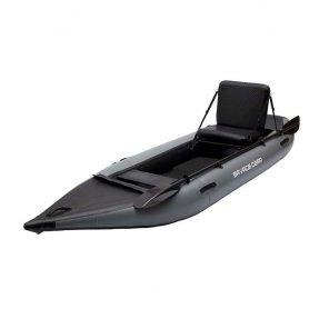 Savage Gear Highrider Kayak 330 Utrolig stabil og god bæreevne