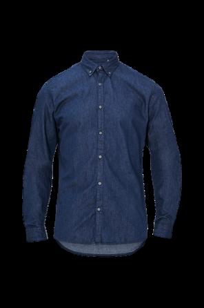 Skjorte jprAmsterdam Denim Shirt L/S