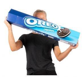 Gigantisk Sjokolade Oreo