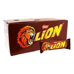 Lion Småsjokolader - 24-pakning