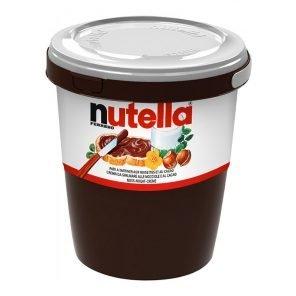 Nutella-bøtte 3 kg - 3000 g