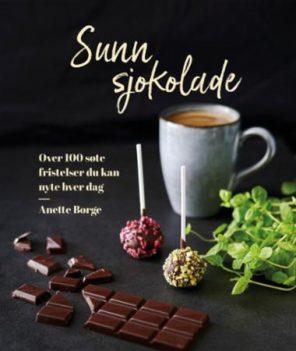 Sunn sjokolade: over 100 søte fristelser du kan nyte hve