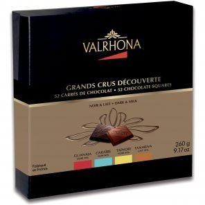 Valrhona Decouvert Sjokolade 52 stk