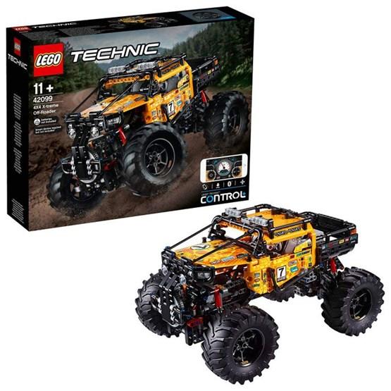 LEGO Technic Radiostyrt Bil
