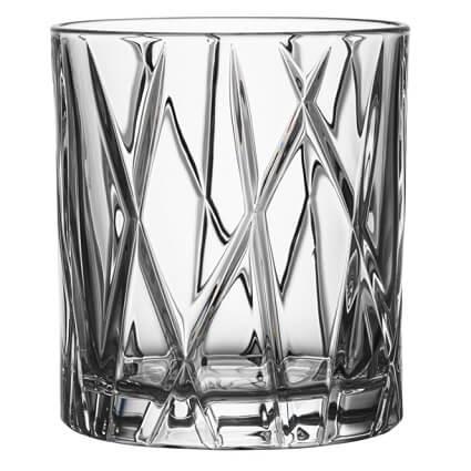 Whiskey glass med gravering